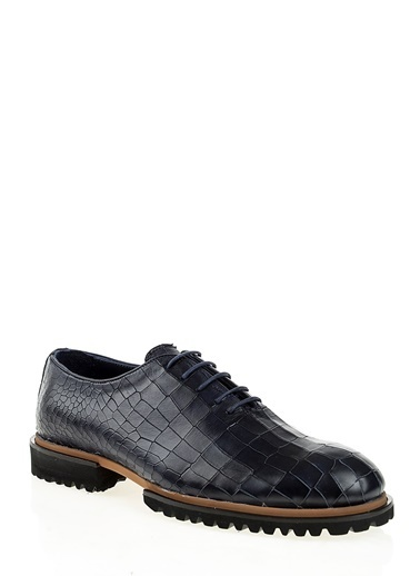 %100 Deri Ayakkabı-Faruk Sağın